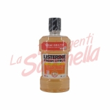 Apa de gura Listerine Fresh Citrus 500 ml