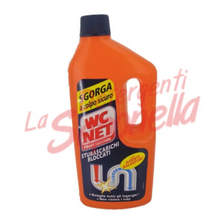 Gel desfundarea canalizari Wc Net 1000 ml