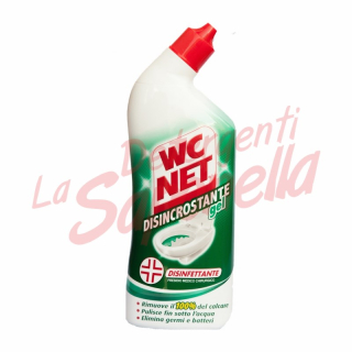 Gel wc Wc Net decalcifiere dezinfectant -700 ml