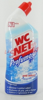 Gel wc Wc Net Ocean Fresh 700 ml