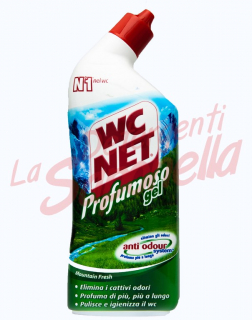 Gel wc Wc Net Mountain Fresh 700 ml