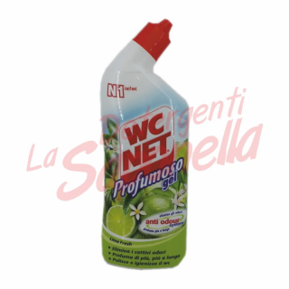 Gel wc Wc Net parfum de lime 700 ml