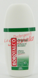 Antiperspirant Borotalco spray fara gaz Original 75 ml