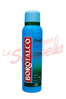 Antiperspirant Borotalco spray fresh 150 ml