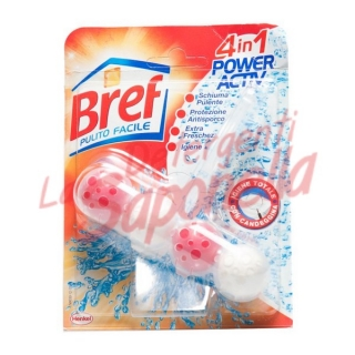 Odorizant wc Bref Power Activ 4 in 1-50 g