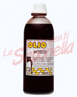 Ulei mobilier Ermas Rosso 250 ml
