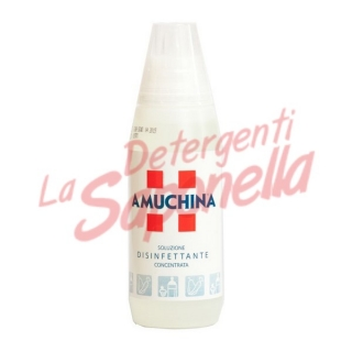 Solutie dezinfectanta Amuchina concentrata 500 ml