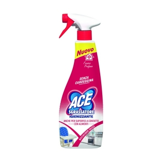 Spray degresant igienizant fara clor ACE 500ml
