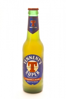 Bere Tennent's Super  33 cl Alc.9% vol.