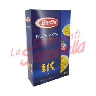 Paste Barilla mixte Nr. 54-500 gr