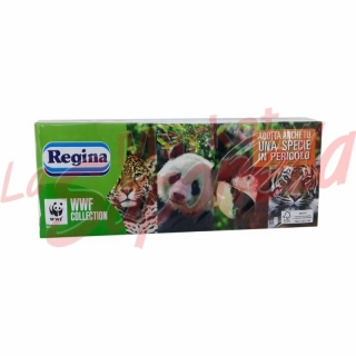 Servetele nazale Regina WWF Collection -10 pachete