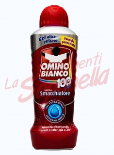 Aditiv pete Omino Bianco gel 900 ml