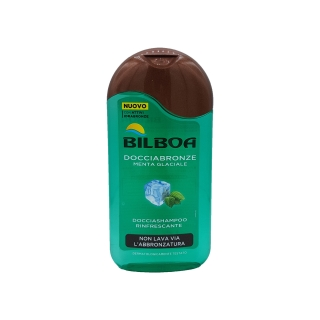 Gel dus+sampon Bilboa cu menta 250 ml