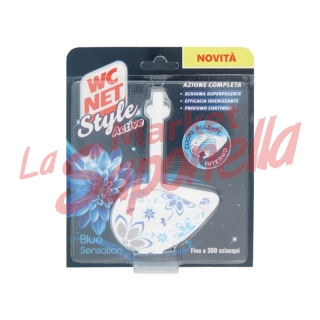 Odorizant wc Wc Net Blue Sensation-36.5 gr