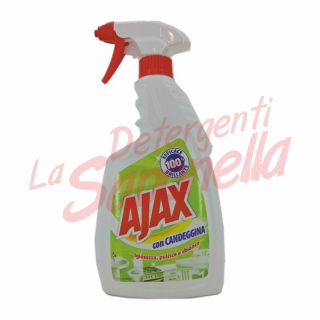 Spray detergent Ajax cu clor 750 ml