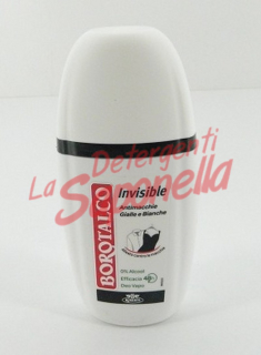 Antiperspirant Borotalco spray fara gaz invizibil 75 ml